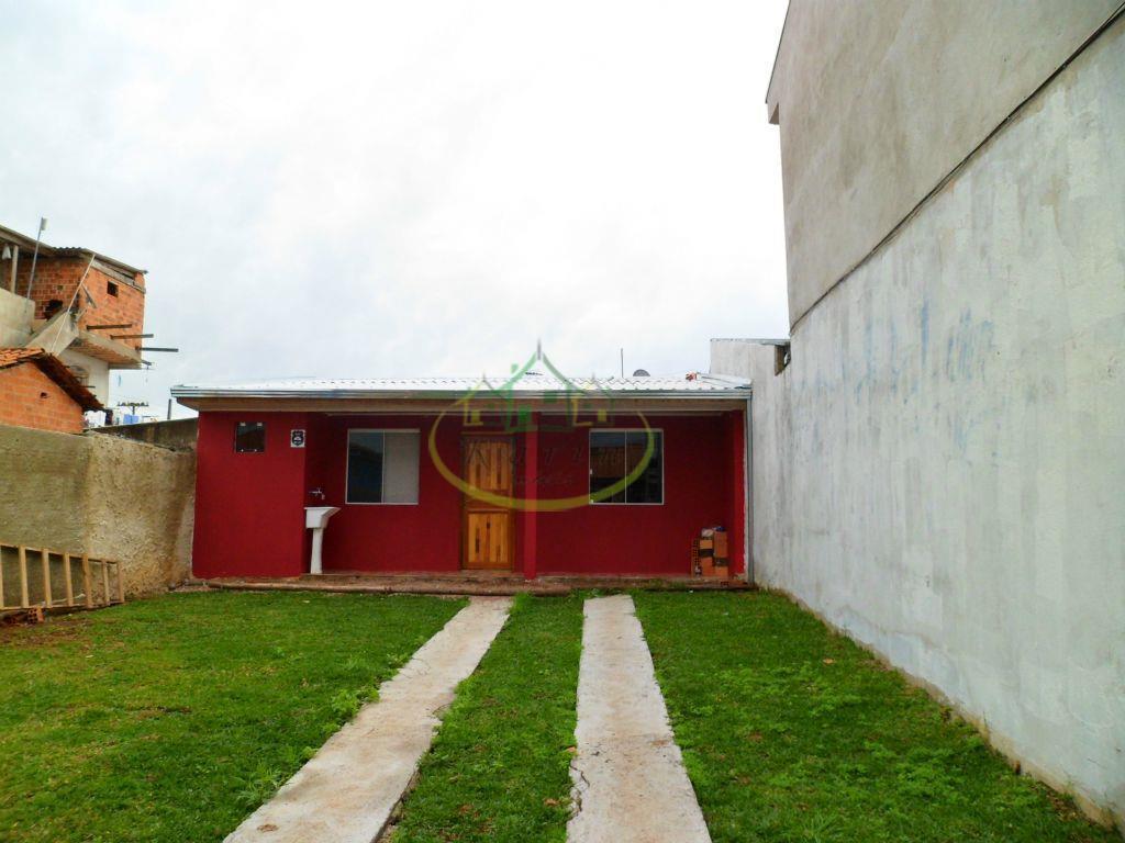 Casa  residencial para locação, Campo de Santana, Curitiba.