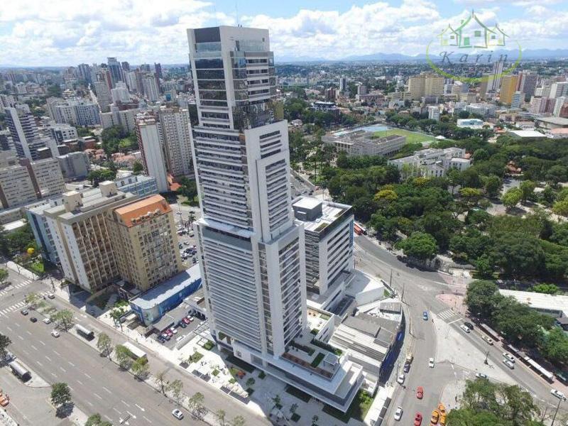 Sala  comercial à venda, Centro Cívico, Curitiba.