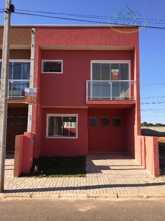 Sobrado à Venda - Curitiba