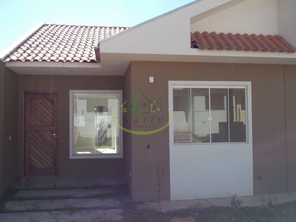 Casa residencial com 02 dormitórios à venda, Tatuquara, Curitiba - CA0028.