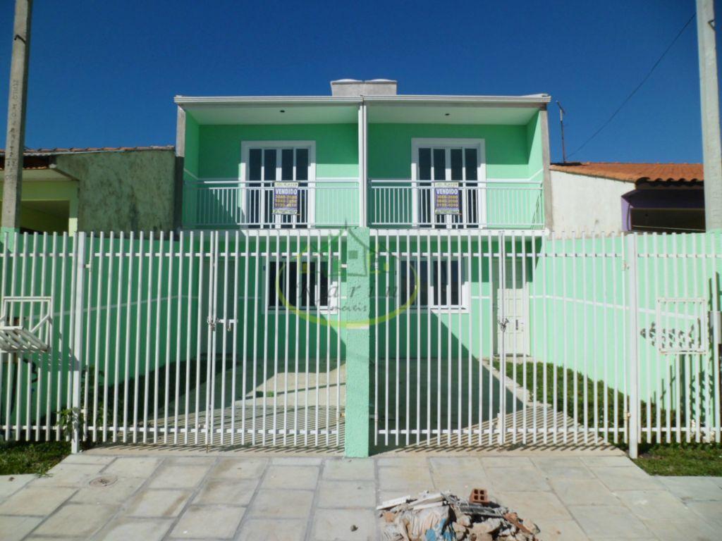Sobrado residencial à venda, Campo de Santana, Curitiba - SO0009.