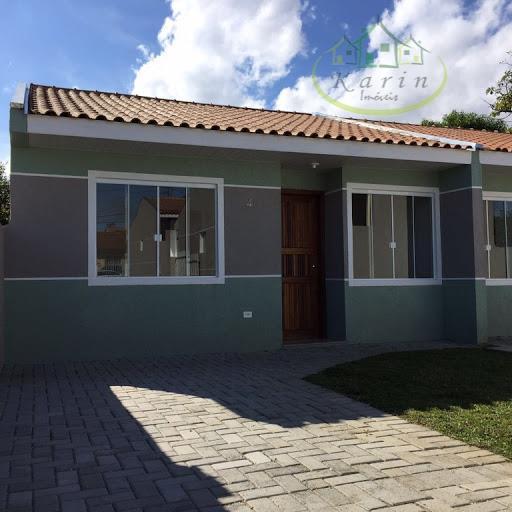 Casa residencial à venda, Vila Vicente Macedo, Piraquara.