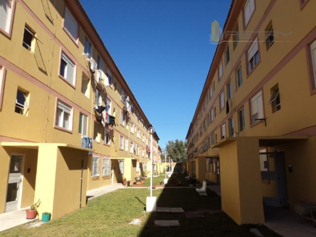 Apartamento, 1 Dormitório, Fragata. Cód. 5520