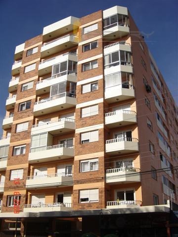Apartamento, 1 Dormitório, Centro, Pelotas. Cód. 3306