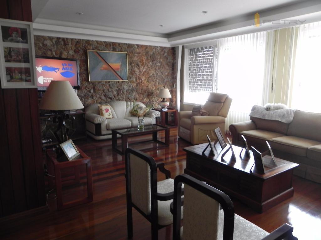 Casa residencial à venda, Centro, Pelotas - CA0748.