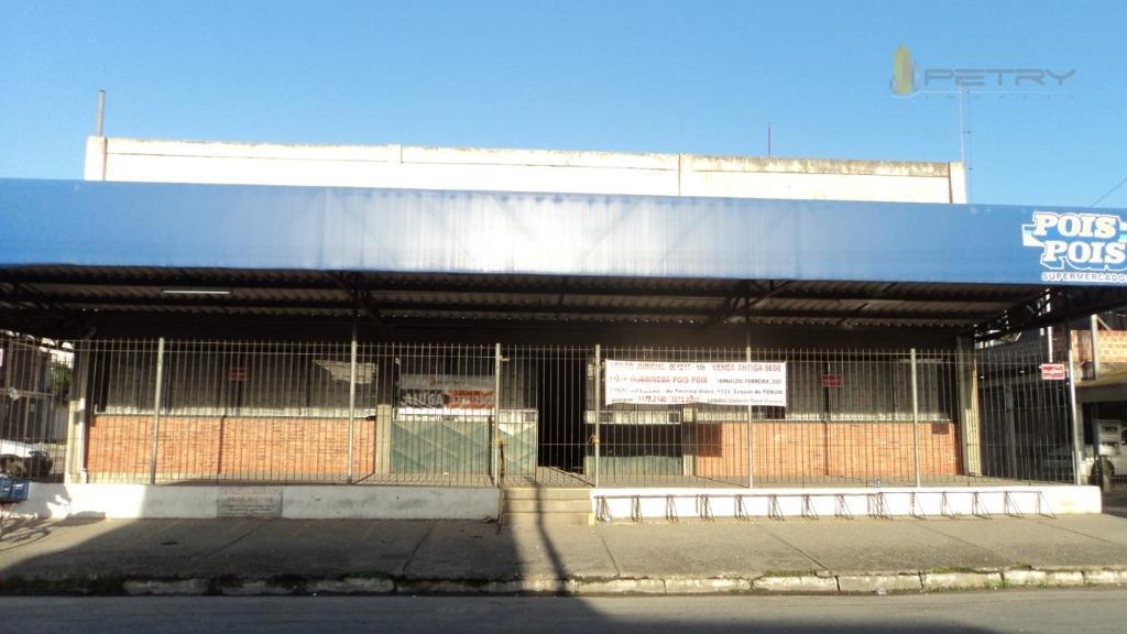 Prédio comercial para locação, Fragata, Pelotas. Cód. 6832