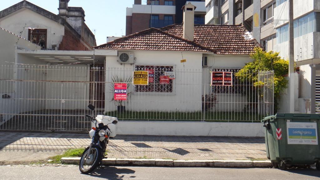 Casa com 3 dormitórios para alugar - Centro - Pelotas/RS Cód. 2318