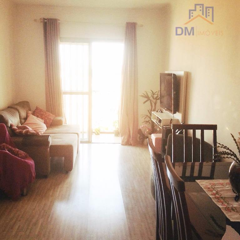 Apartamento  residencial à venda, Taquaral, Campinas.aceita permuta poe casa villa flora