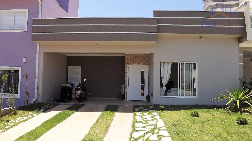 Casa  residencial à venda, Residencial Real Parque Sumaré, Sumaré. Troco por Imóvel de menor Valor  no Villa Flora