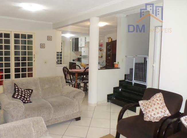 Casa  residencial à venda, Parque Villa Flores, Sumaré.