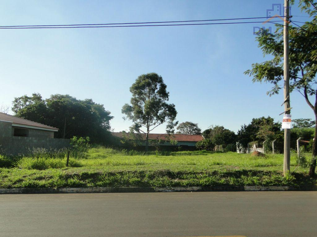 Terreno  residencial à venda, Chácara Recreio Alvorada, Hortolândia.