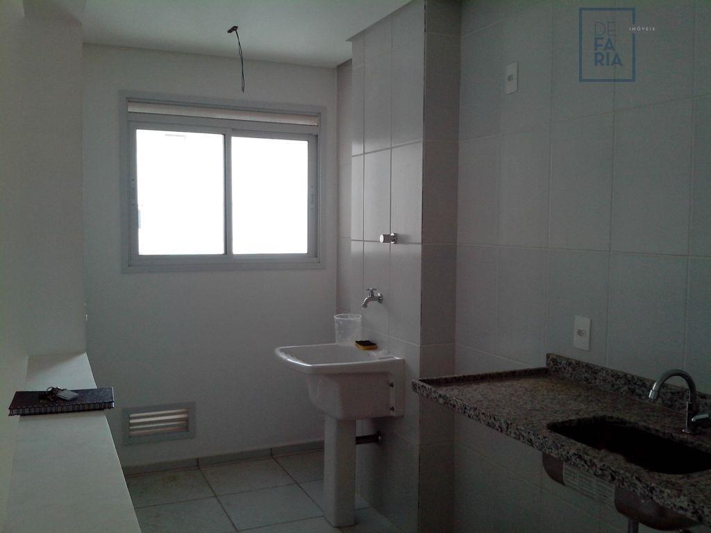Apartamento  residencial à venda, Vila Santa Catarina, Americana.