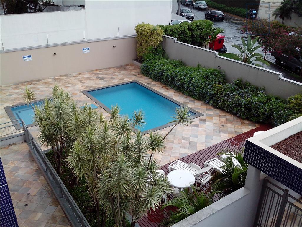 Apartamento residencial para locação, Jardim São Paulo, Americana.