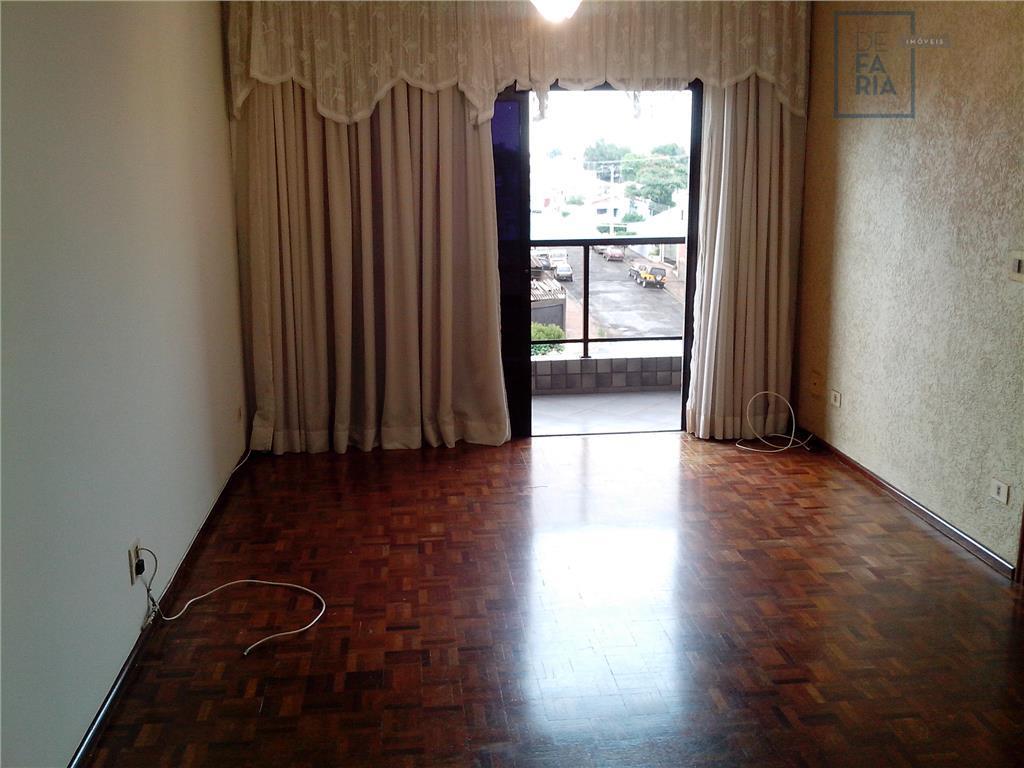 Apartamento  residencial para locação, Vila Belvedere, Americana.