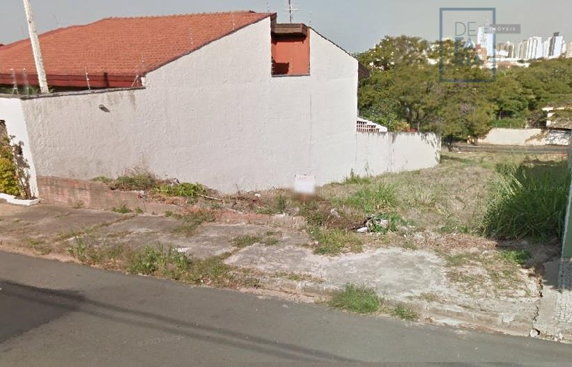 Terreno residencial à venda, Vila Santa Maria, Americana.