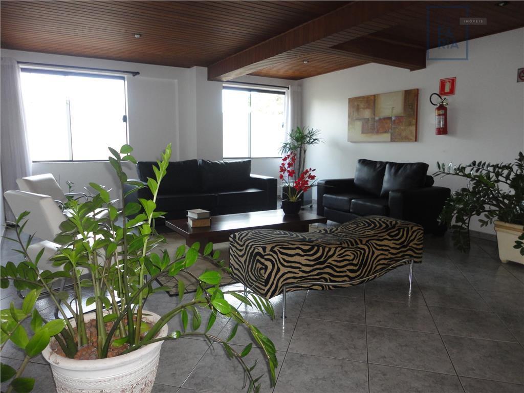 Apartamento  residencial para locação, Vila Nossa Senhora de Fátima, Americana.