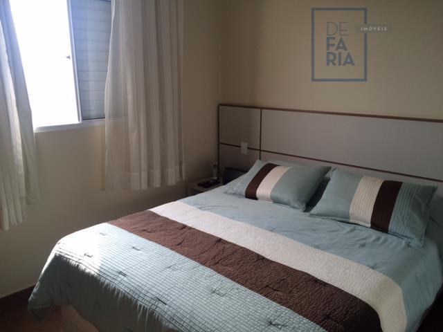 Apartamento residencial à venda, Vila Jones, Americana.