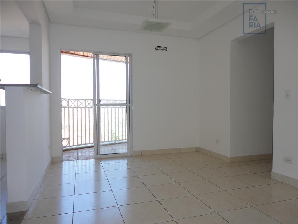 Apartamento  residencial para locação, Jardim Santana, Americana.