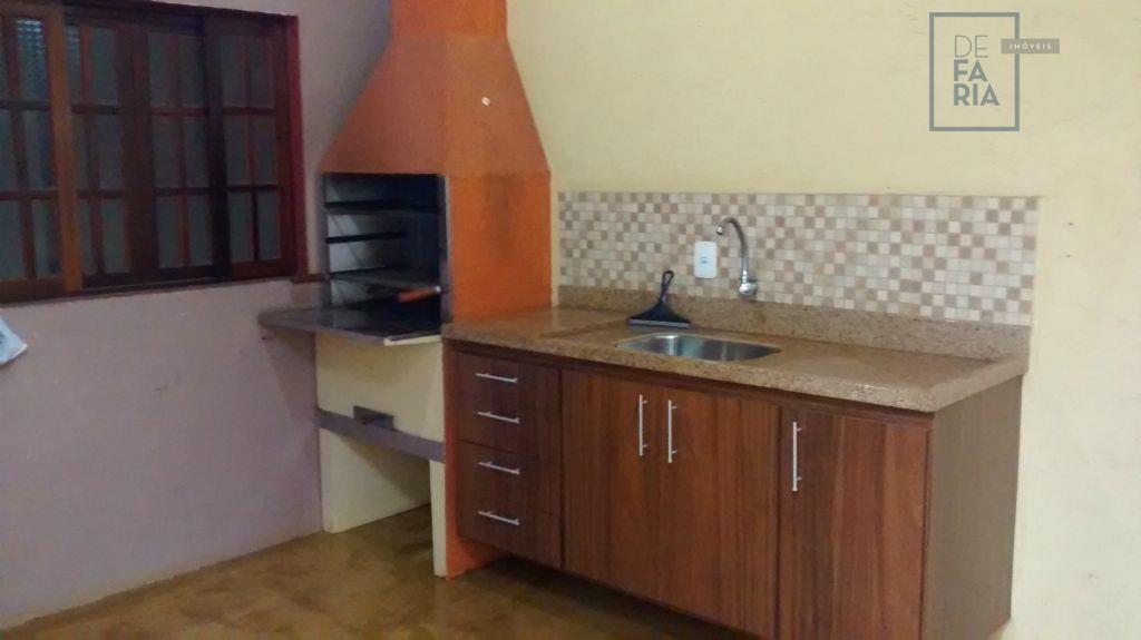 Casa  residencial para locação, Parque Nova Carioba, Americana.