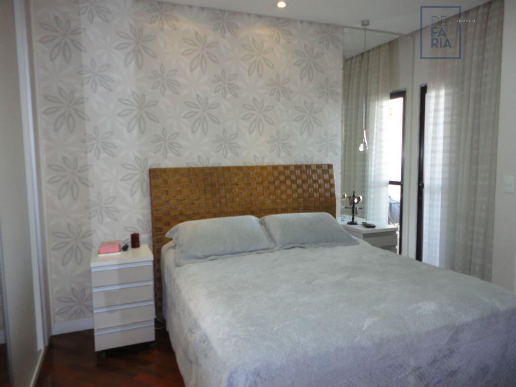 Apartamento residencial à venda, Jardim Paulista, Americana.
