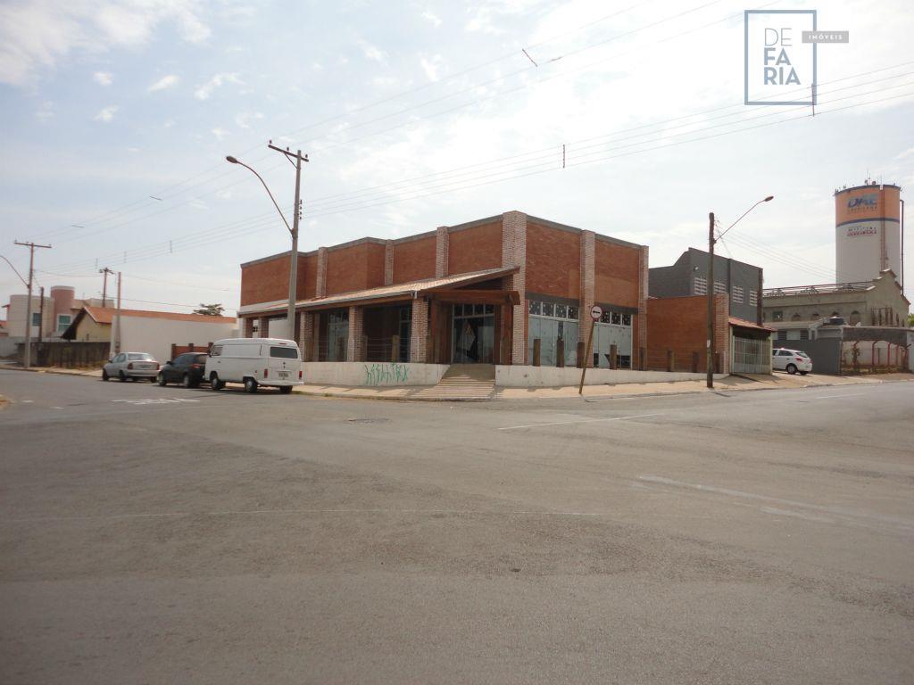 Salão  comercial para locação, São Sebastião, Americana.