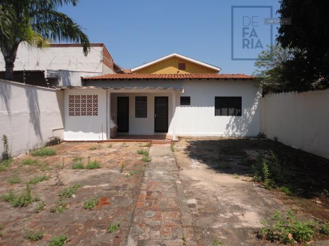 Casa  residencial para locação, Jardim Ipiranga, Americana.