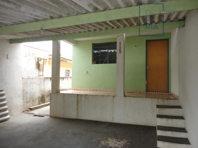 Casa residencial para venda e locação, Jardim Guanabara, Americana - CA0299.