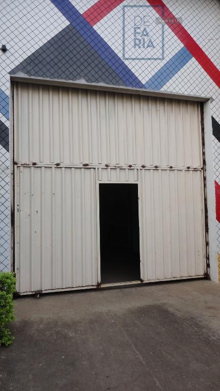 Galpão  industrial para locação, Jardim Werner Plaas, Americana.