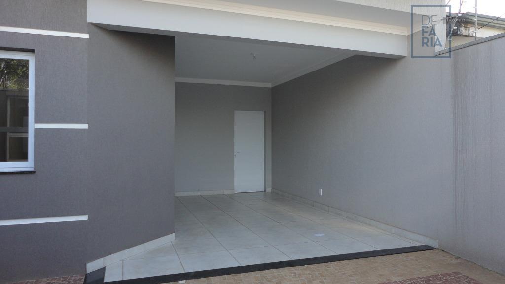 Casa  residencial à venda, Parque Novo Mundo, Americana.