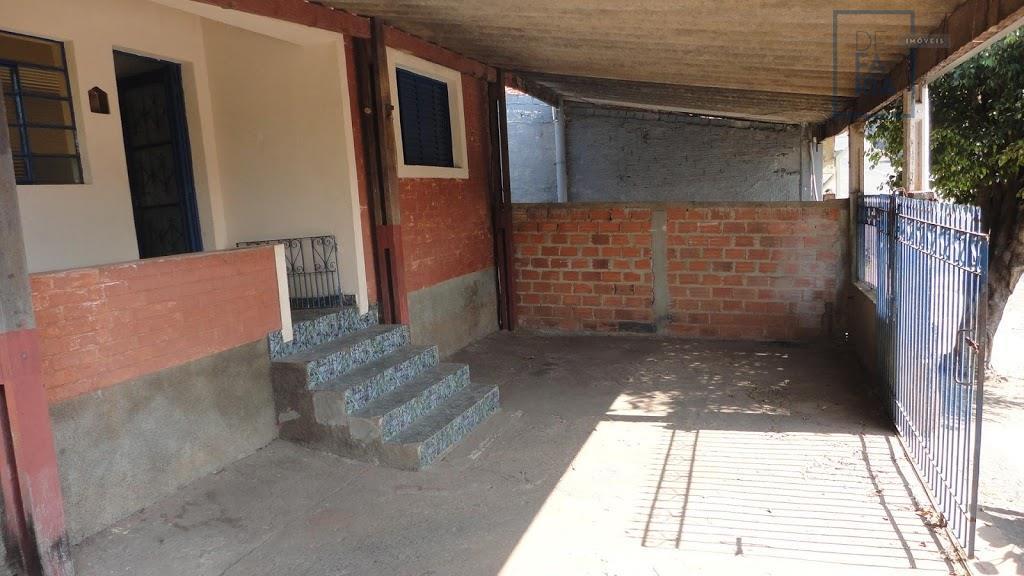 Casa  residencial para locação, Vila Dainese, Americana.