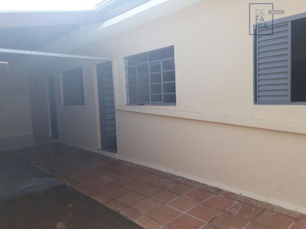 Casa  residencial p/ locação, Cariobinha, Americana.