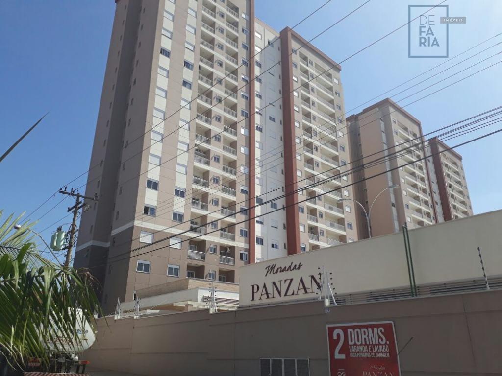 Apartamento residencial para locação, Jardim São José, Americana.
