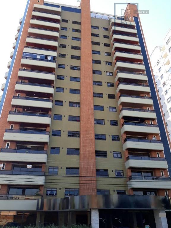 Apartamento residencial para locação, Centro, Americana.