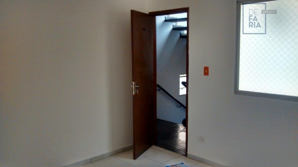 Apartamento residencial para locação, Vila Jones, Americana.