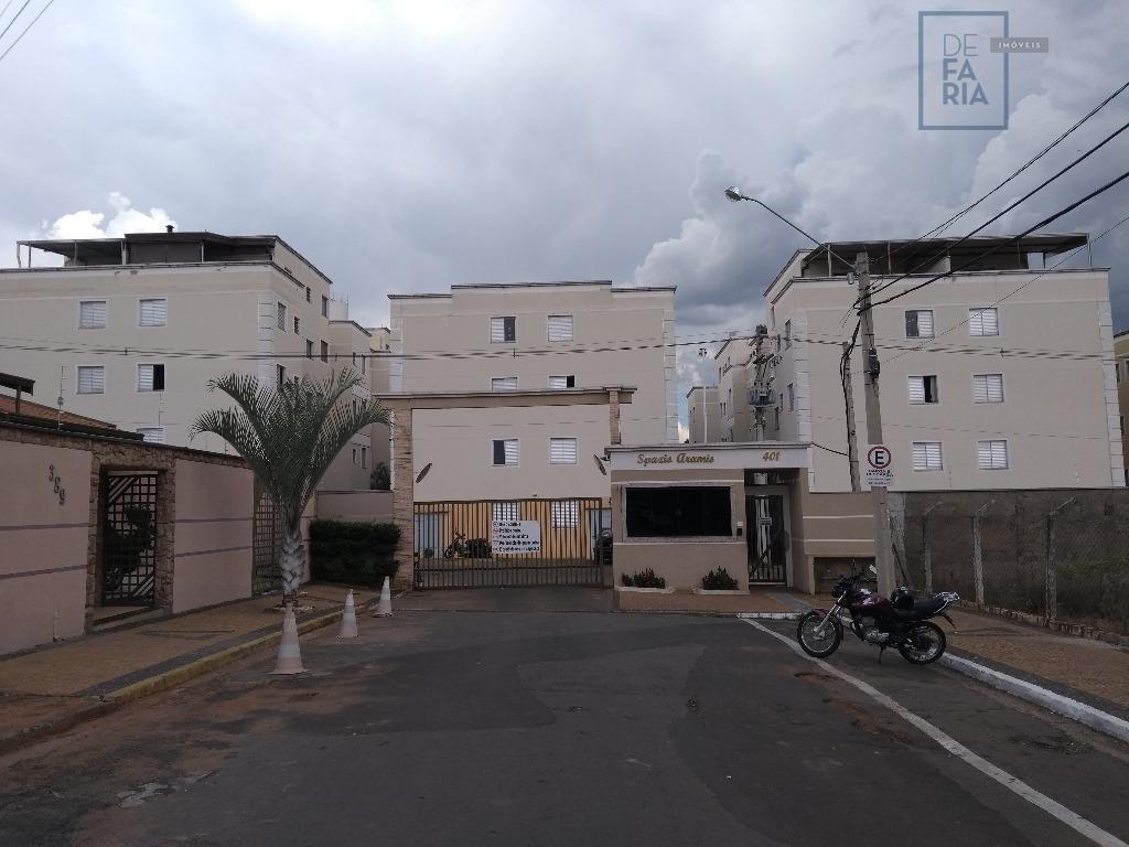 Apartamento residencial para locação, Jardim Progresso, Americana.
