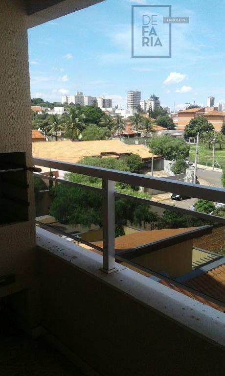 Apartamento residencial à venda,Varanda Brasil , Santo Antônio, Americana.