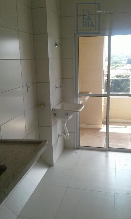 Apartamento residencial à venda, Varanda Brasil , Santo Antônio, Americana.