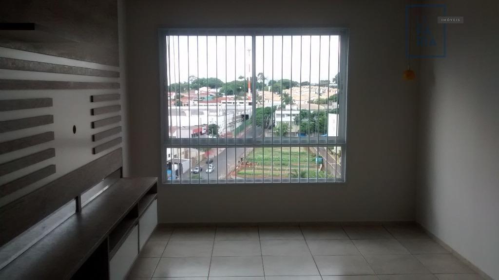 Apartamento residencial para locação, Vila Santa Catarina, Americana.