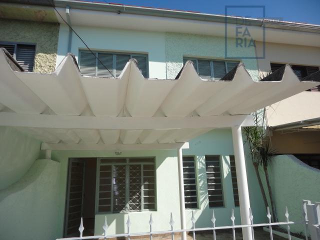Casa residencial para locação, São Manoel, Americana.