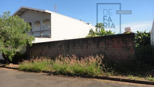 Terreno  residencial à venda, Vila Frezzarin, Americana.