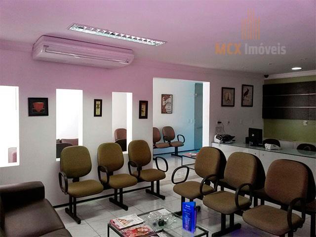 Sala em clinica com 8m² no bairro Joaquim Távora, Fortaleza/CE.