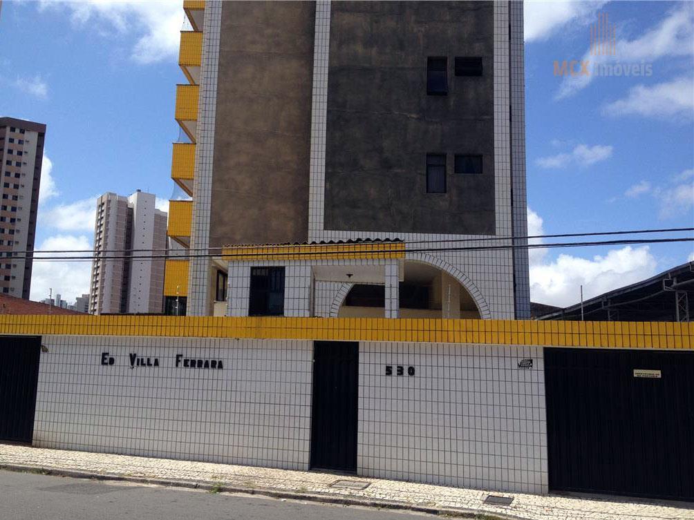 Apartamento residencial para venda e locação, Papicu, Fortaleza - AP0125.