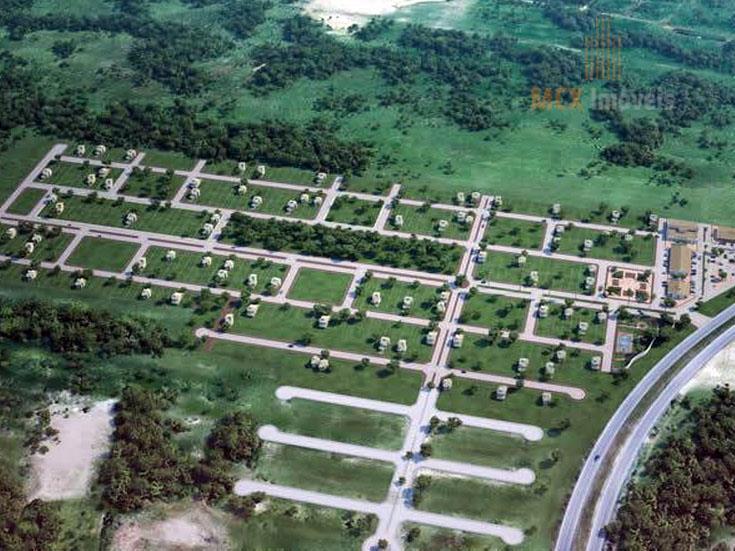 Terreno residencial à venda, Novo Pacajús, Pacajús.