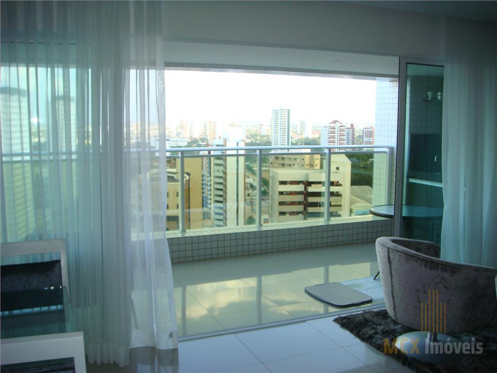 Apartamento à venda com 03 quartos no Guararapes, em Fortaleza-CE