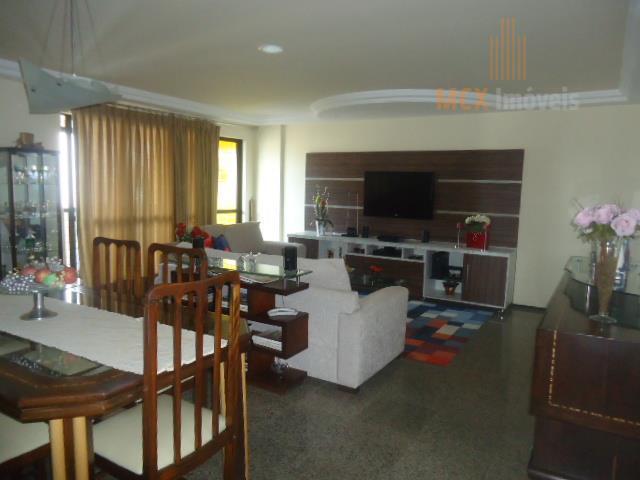 Apartamento à venda 04 suítes no Dionisio Torres, em Fortaleza-CE