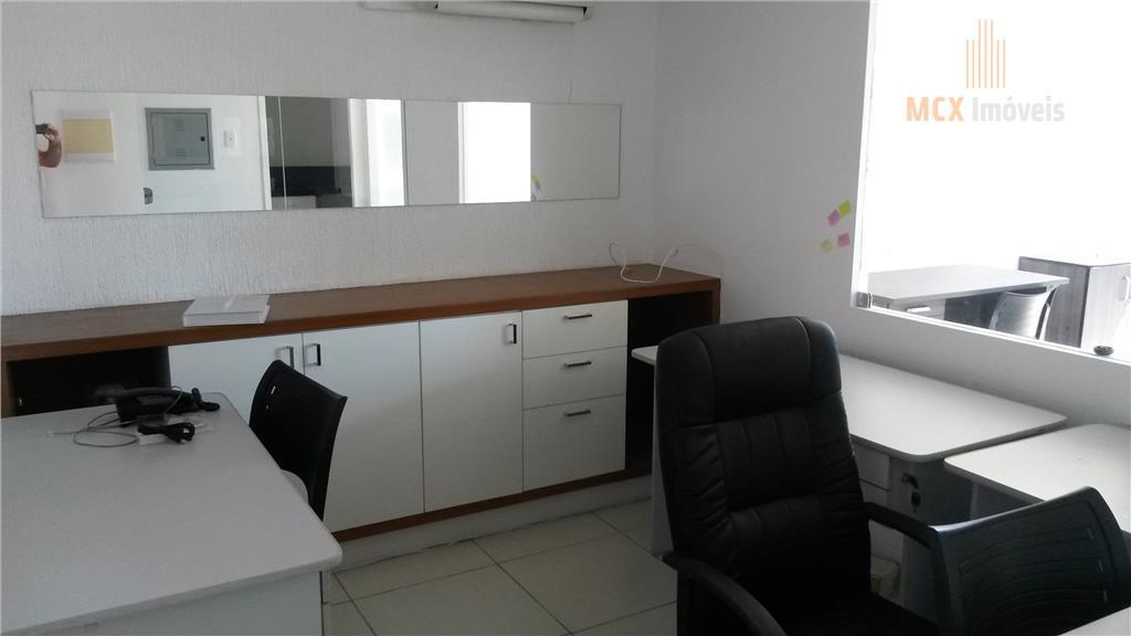 Sala comercial 67 m² para locação, Aldeota, Fortaleza/CE.