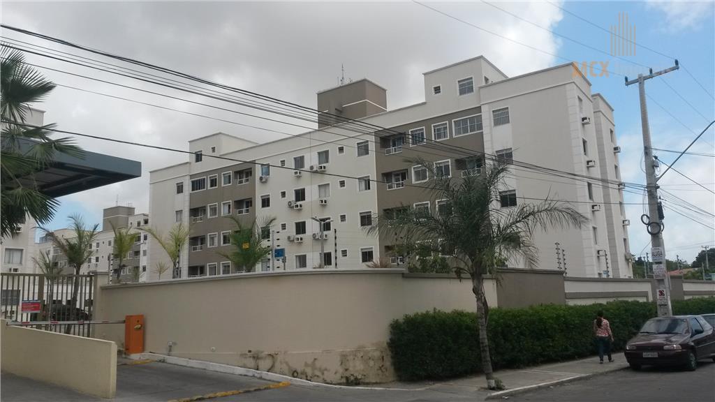 Apartamento para venda e locação de 52m² no Bairro de Messejana, Fortaleza/CE.