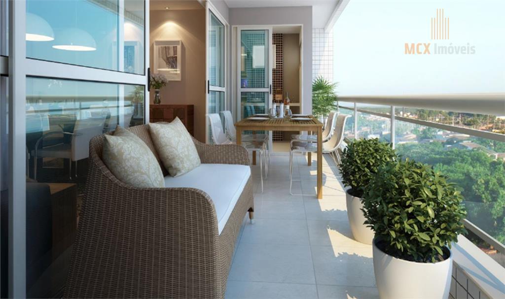 Apartamento à venda com 03 suítes na Aldeota, em Fortaleza-CE