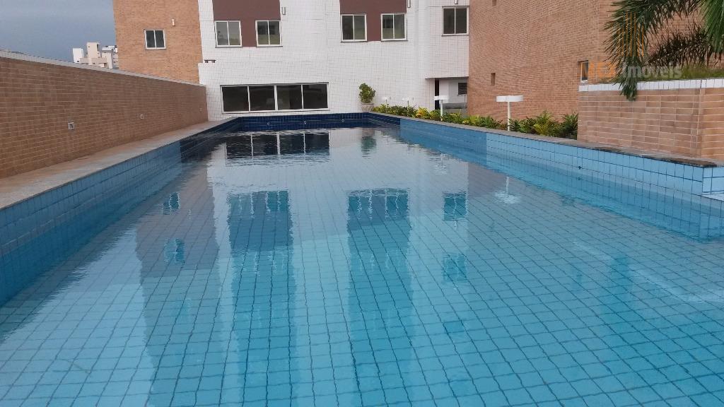 Apartamento  com 44m² para locação na Praia de Iracema, Fortaleza/CE.