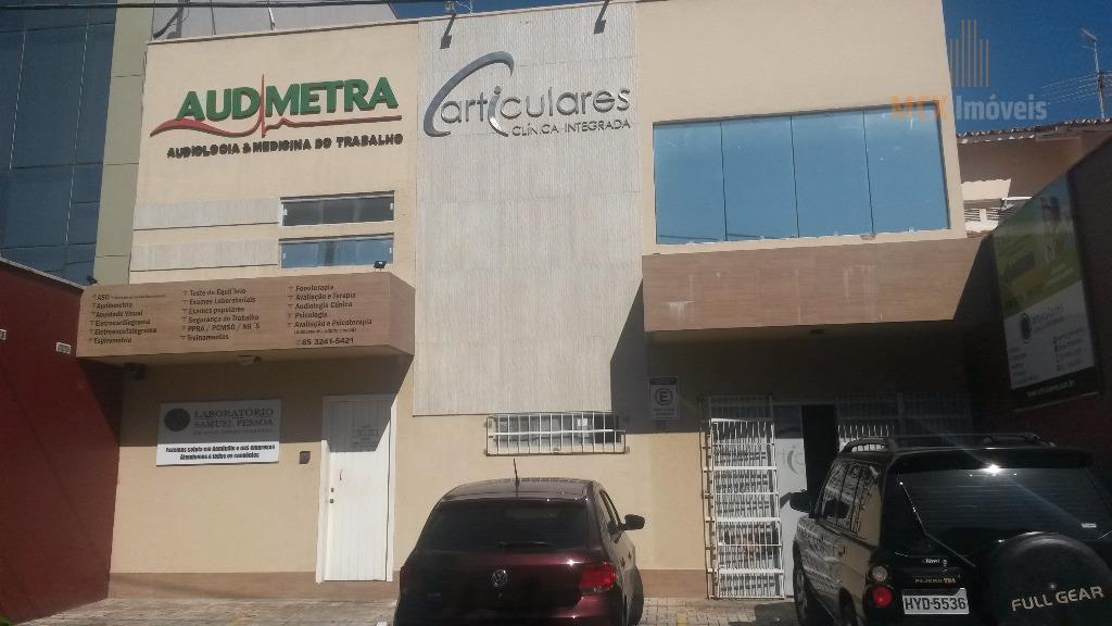 Sala de 10m² para locação em clinica no bairro  Guararapes, Fortaleza/CE.